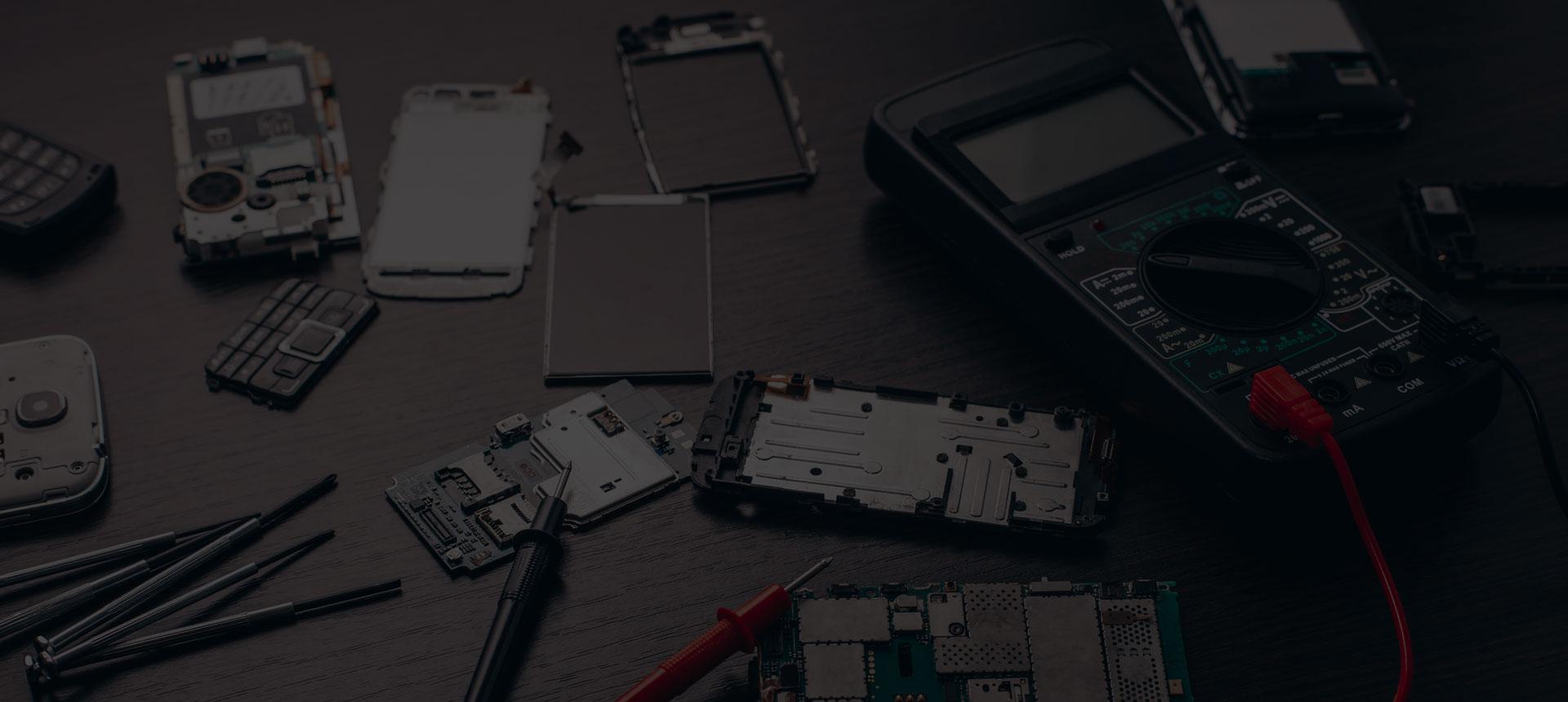 Outils de réparation pour mobiles et tablettes